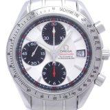 OMEGA オメガ スピードマスター デイト 3211.31 腕時計 ステンレススチール シルバーxブラック文字盤 メンズ DH46871 大黒屋質店出品 中古 送料無料