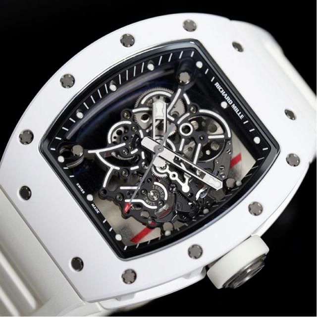 reputable site 51ca9 4abed リシャールミル RICHARD MILLE バッバ ワトソン RM055 手巻き ...