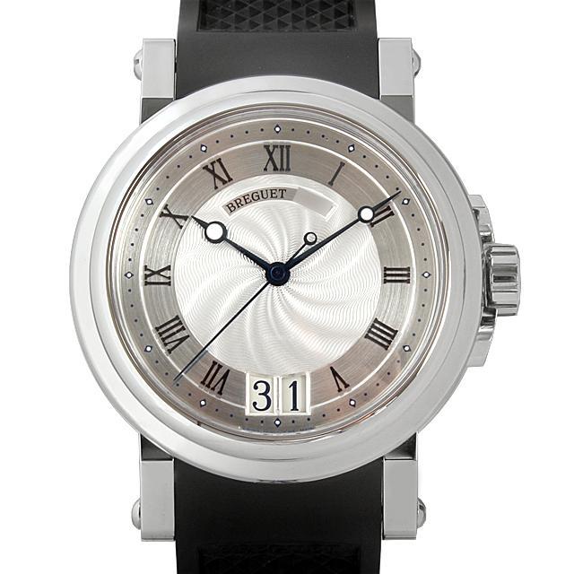 ブレゲ マリーン ラージデイト 5817ST/12/5V8 メンズ(0064BCAN0002) 新品 腕時計 送料無料