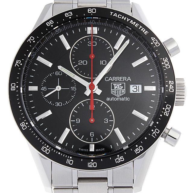 タグホイヤー カレラ キャリバー16 クロノグラフ CV2014.BA0794 メンズ(006XTHAU0002) 中古 腕時計 送料無料