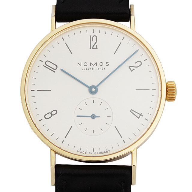 ノモス タンジェント ヴェンペ125周年記念 限定125本 TN1731 メンズ(05DWNOAU0001) 中古 腕時計 送料無料