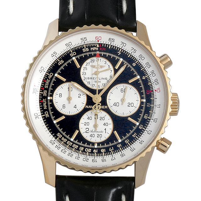 ブライトリング ナビタイマー キャトル 日本限定100本 K334B11WBD メンズ(04LEBRAU0001) 中古 腕時計 送料無料