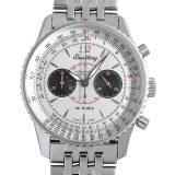 ブライトリング ナビタイマー02 日本限定300本 A473G42NP メンズ(0063BRAU0014) 中古 腕時計 送料無料