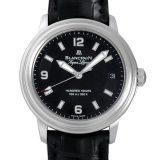 ブランパン レマン ウルトラスリム アクアラング 世界限定1999本 2100-1130A-64B メンズ(007UBPAU0002) 中古 腕時計 送料無料