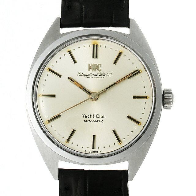 IWC ヨットクラブ R811A メンズ(042PIWAA0001) アンティーク 腕時計 送料無料