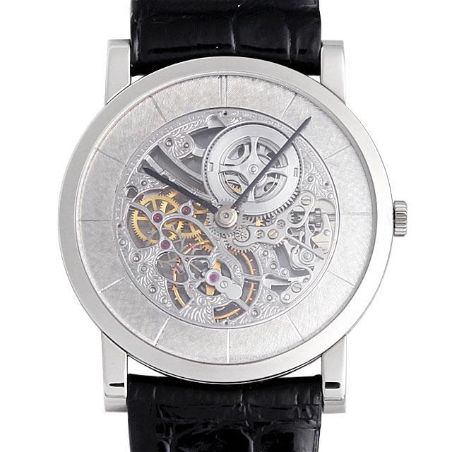 オーデマピゲ ラウンド スケルトンウォッチ ボーイズ(ユニセックス)(0063APAA0001) アンティーク 腕時計 送料無料