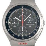 ポルシェデザイン チタニウム クロノグラフ 3700 メンズ(0AIDPOAU0001) 中古 腕時計 送料無料