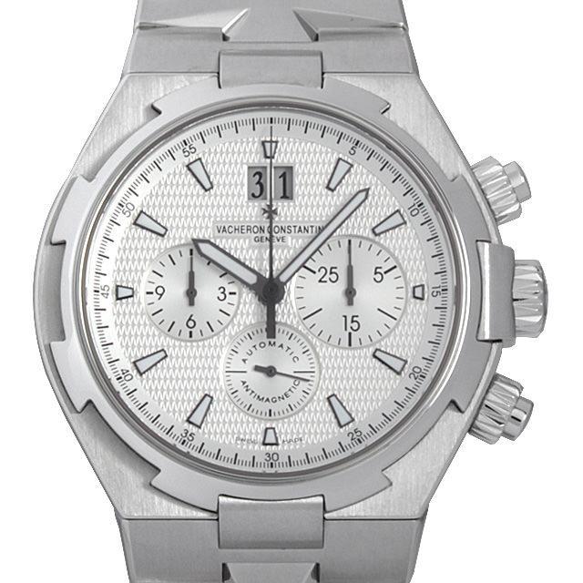 ヴァシュロンコンスタンタン オーヴァーシーズ クロノグラフ 49150/B01A-9095 メンズ(007UVCAU0005) 中古 腕時計 送料無料