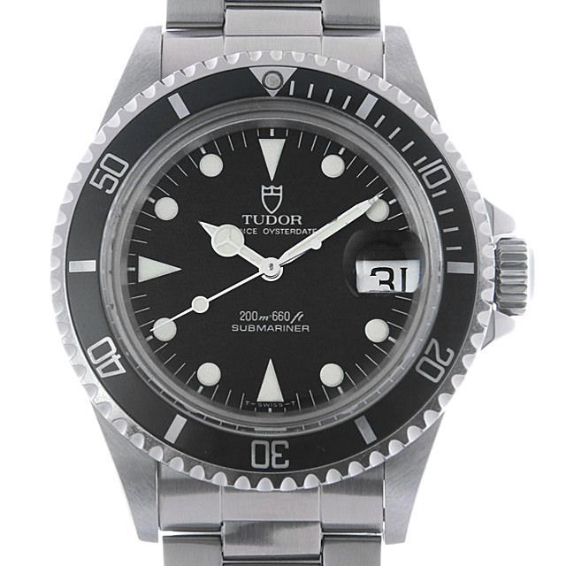 チュードル サブマリーナ 79090 メンズ(007UTUAU0017) 中古 腕時計 送料無料