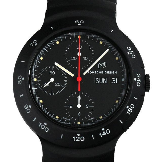 ポルシェデザイン スーパーライト クロノグラフ 3701 メンズ(001HPOAU0002) 中古 腕時計 送料無料