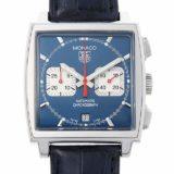 タグホイヤー モナコ クロノグラフ スティーブマックイーン CW2113.FC6183 メンズ(0JSUTHAU0001) 中古 腕時計 送料無料