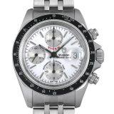 チュードル クロノタイム タイガーウッズ 79260P メンズ(0A89TUAU0003) 中古 腕時計 送料無料