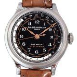 ボーム&メルシエ ケープランド ワールドタイマー 限定100本 MOA10134 メンズ(008WBMAS0002) 中古 未使用 腕時計 送料無料