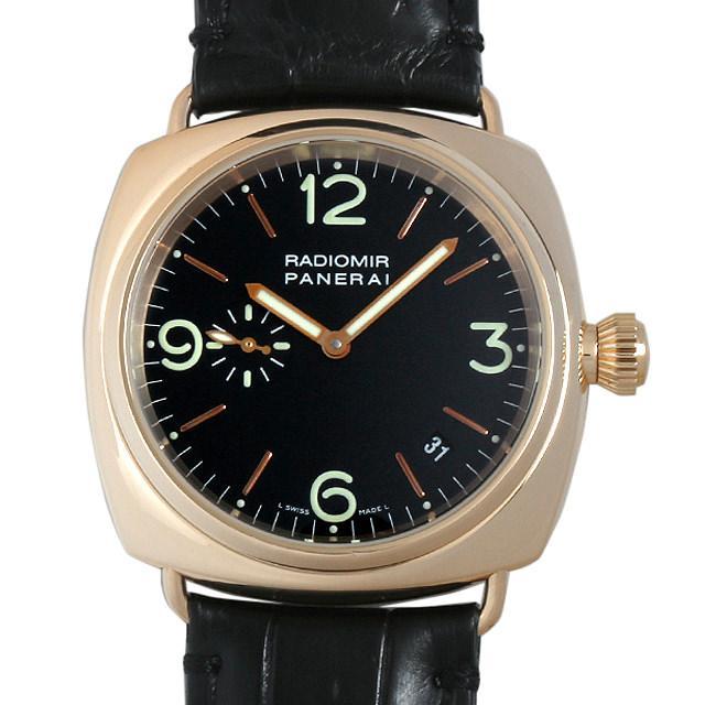 パネライ ラジオミール E番 PAM00103 メンズ(007UOPAU0086) 中古 腕時計 送料無料