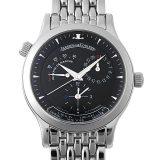ジャガールクルト マスタージオグラフィーク Q1428170(142.8.92.S) メンズ(0ABOJLAU0001) 中古 腕時計 送料無料 48回払いまで無金利
