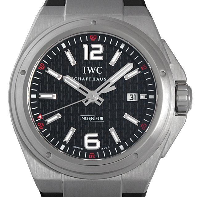 IWC インヂュニア オートマティック ミッションアース IW323601 インジュニア メンズ(007UIWAU0072) 中古 腕時計 送料無料