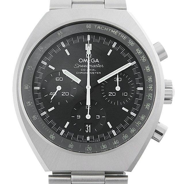 オメガ スピードマスター マークII 327.10.43.50.01.001 メンズ(008WOMAU0022) 中古 腕時計 送料無料