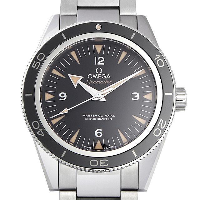 オメガ シーマスター 300M マスターコーアクシャル 233.30.41.21.01.001 メンズ(007NOMAN0378) 新品 腕時計 送料無料