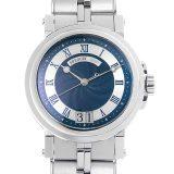 ブレゲ マリーンII ラージデイト 5817ST/Y2/SVO メンズ(07N0BCAU0001) 中古 腕時計 送料無料