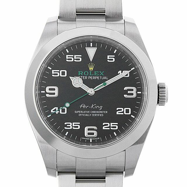 ロレックス エアキング 116900 メンズ(0LGZROAU0003) 中古 腕時計 送料無料 48回払いまで無金利