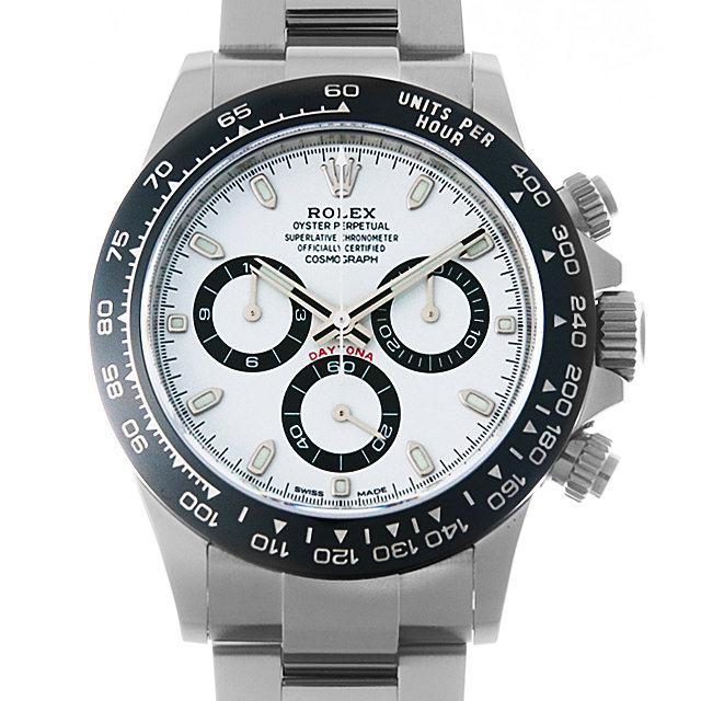 ロレックス コスモグラフ デイトナ 116500LN ホワイト メンズ(001HROAU0181) 中古 腕時計 送料無料