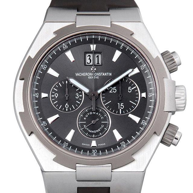ヴァシュロンコンスタンタン オーヴァーシーズ クロノグラフ 49150/000W-9501 メンズ(007UVCAU0010) 中古 腕時計 送料無料
