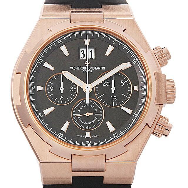ヴァシュロンコンスタンタン オーヴァーシーズ クロノグラフ 49150/000R-9338 メンズ(0JSRVCAU0001) 中古 腕時計 送料無料