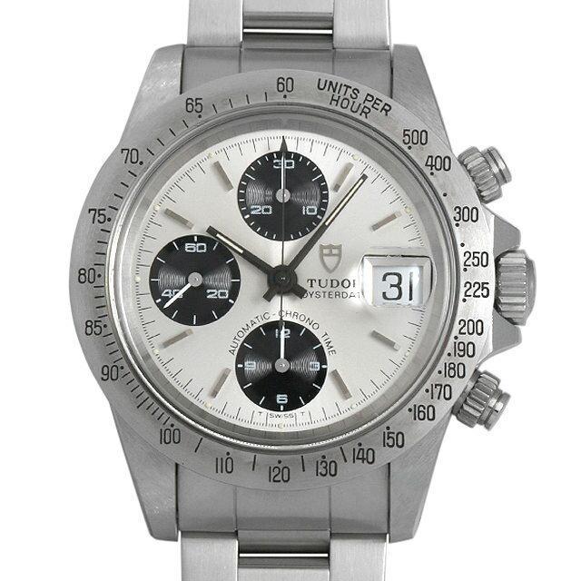 SALE チュードル クロノタイム 79180 カマボコケース メンズ(02VJTUAU0002) 中古 腕時計 送料無料 48回払いまで無金利