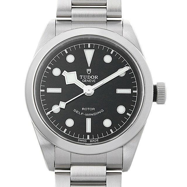 チュードル ヘリテージ ブラックベイ36 79500 メンズ(03PHTUAU0001) 中古 腕時計 送料無料 48回払いまで無金利