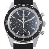 ジャガールクルト マスターコンプレッサー ディープシー クロノグラフ Q2068570(135.8.C8) メンズ(0BCCJLAU0002) 中古 腕時計 送料無料