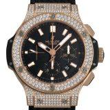 ウブロ ビッグバン ゴールド パヴェ レボリューション 301.PX.1180.RX.1704 メンズ(008WHBAU0047) 中古 腕時計 送料無料