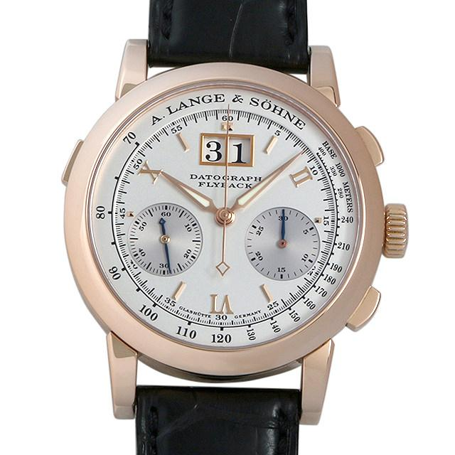 ランゲ&ゾーネ ダトグラフ 403.032F メンズ(006TLAAU0001) 中古 腕時計 送料無料