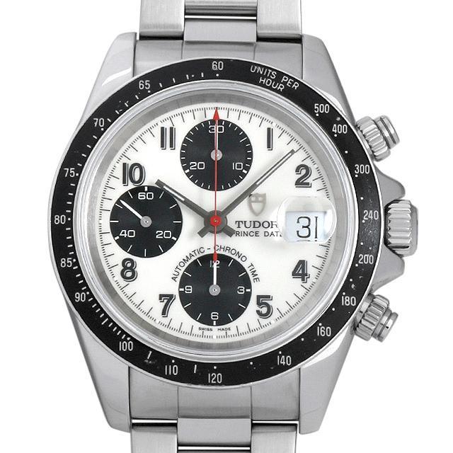 チュードル クロノタイム 79260P メンズ(09T8TUAU0001) 中古 腕時計 送料無料