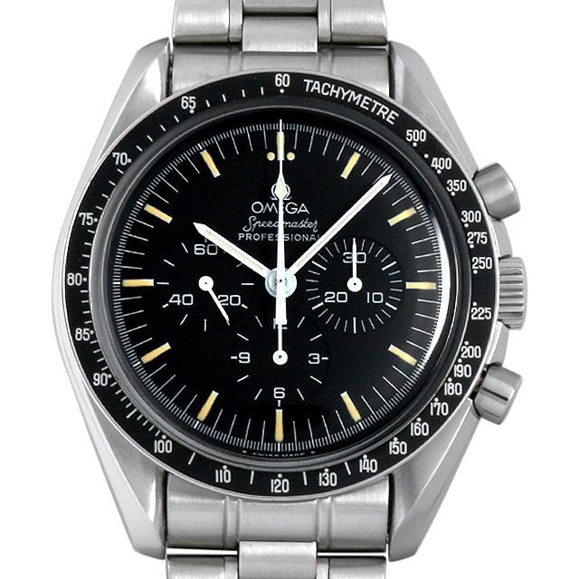 オメガ スピードマスター プロフェッショナル 5th アポロ11 20周年記念 Cal.861 ST145.022 メンズ(007UOMAU0022) 中古 腕時計 送料無料