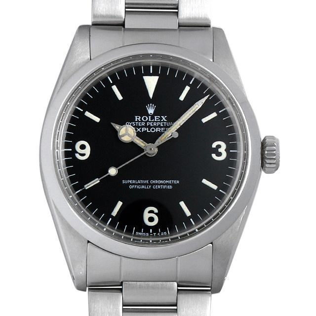 ロレックス エクスプローラーI Cal.1570 40番 1016 メンズ(006XROAA0086) アンティーク 腕時計 送料無料