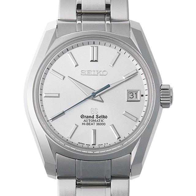 グランドセイコー メカニカルハイビート36000 マスターショップ限定 SBGH037 メンズ(0H8JGSAU0001) 中古 腕時計 送料無料