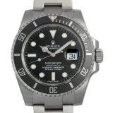 ロレックス サブマリーナ デイト ランダムシリアル 116610LN メンズ(0LB8ROAS0002) 中古 未使用 腕時計 送料無料