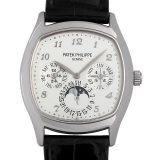 パテックフィリップ グランドコンプリケーション パーペチュアルカレンダー 5940G-001 メンズ(0F5KPPAU0003) 中古 腕時計 送料無料