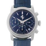 ジラールペルゴ フェラーリ クロノグラフ 8020 メンズ(0EUPGIAU0001) 中古 腕時計 送料無料