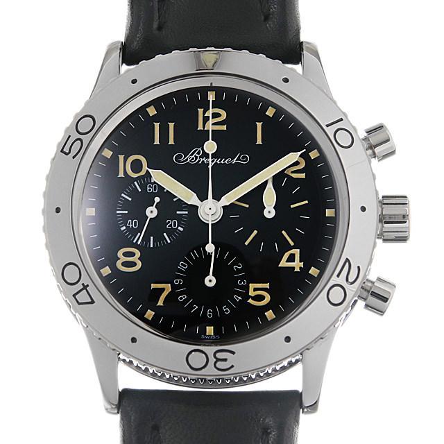 ブレゲ アエロナバル 3800ST/92/3W6 初期型 メンズ(006XBCAU0030) 中古 腕時計 送料無料