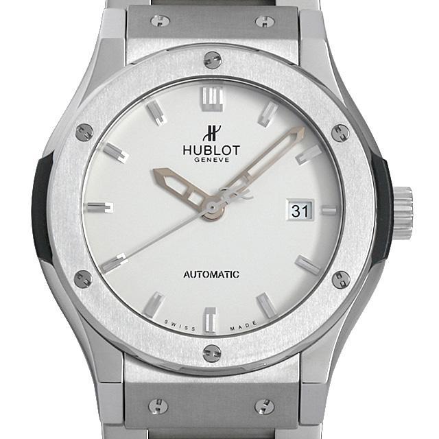 ウブロ クラシックフュージョン チタニウム 542.NX.2610.NX メンズ(007UHBAU0057) 中古 腕時計 送料無料