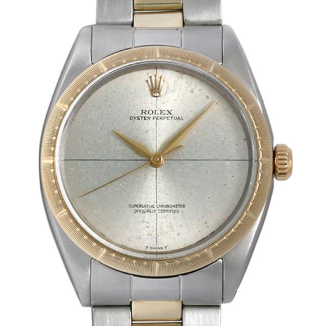 ロレックス オイスターパーペチュアル ゼファー 1008 メンズ(006XROAA0073) アンティーク 腕時計 送料無料