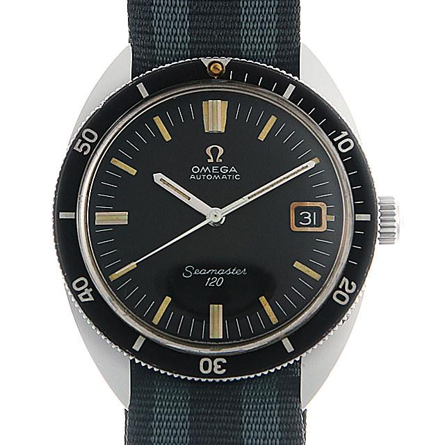 オメガ シーマスター120 Cal.565 166.027 メンズ(006XOMAA0021) アンティーク 腕時計 送料無料