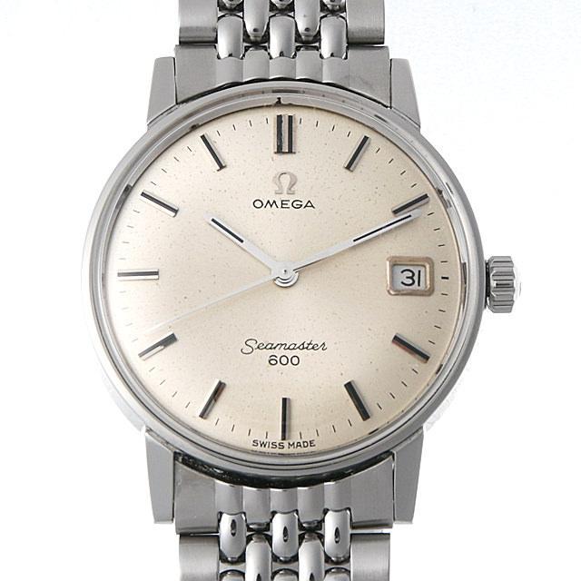 オメガ シーマスター600 Cal.611 ST136.011 メンズ(006XOMAA0033) アンティーク 腕時計 送料無料