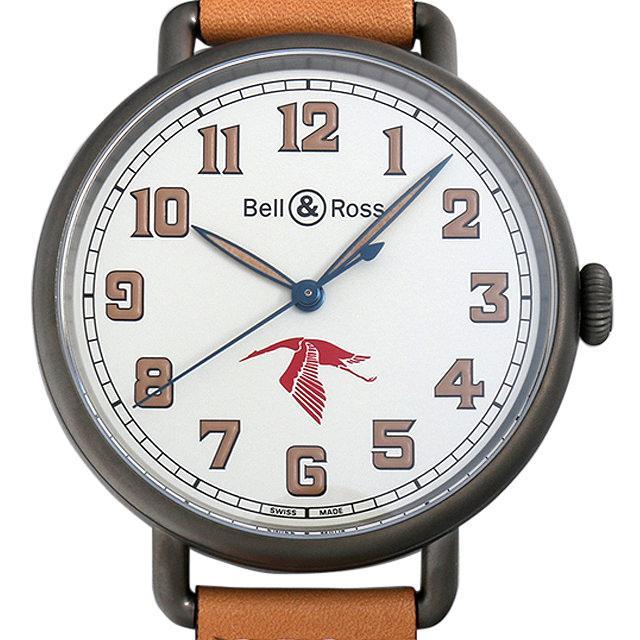 ベル&ロス ギンヌメール 世界限定500本 BRWW192 GUYNEMER メンズ(006MBOAR0007) 新品 腕時計 送料無料
