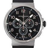 ユリスナルダン マリーン クロノグラフ マニュファクチュール 1503-150-3/62 メンズ(004MUNAS0002) 中古 未使用 腕時計 送料無料