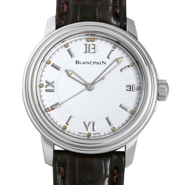 ブランパン レマン ウルトラスリム 2100スポーツ 2100-1127-53 メンズ(006XBPAU0004) 中古 腕時計 送料無料