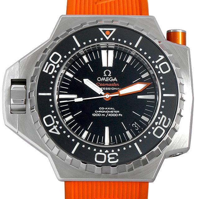 オメガ シーマスター プロプロフ 224.32.55.21.01.001 メンズ(0DF7OMAU0001) 中古 腕時計 送料無料