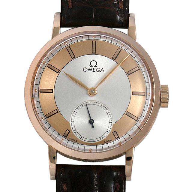 オメガ ルネッサンス 1894生誕100周年 5950.32.03 メンズ(008WOMAU0016) 中古 腕時計 送料無料