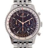 ブライトリング ナビタイマー モンブリラン A417Q46NP(A41370) メンズ(006XBRAU0087) 中古 腕時計 送料無料